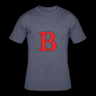 BIG BLOOD B - Men's 50/50 T-Shirt