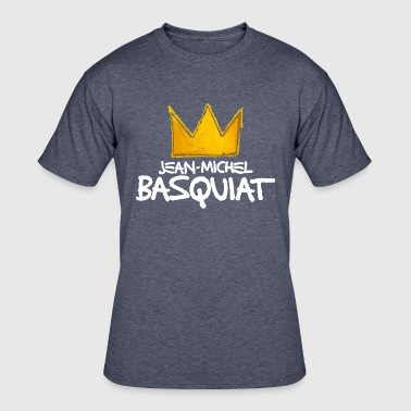 BASQUIAT - Men's 50/50 T-Shirt