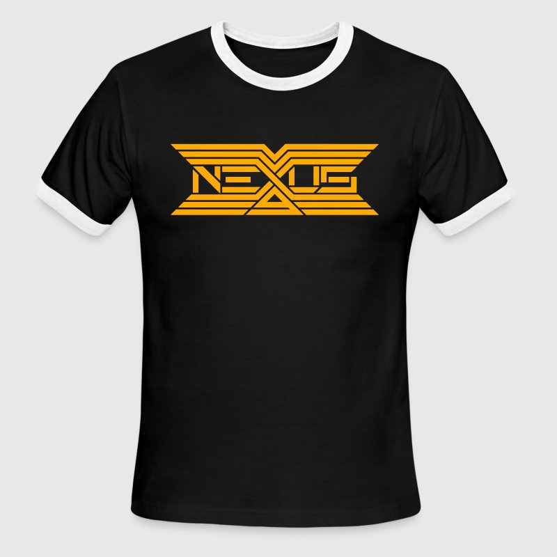Blade Runner: Nexus 9 - Men's Ringer T-Shirt