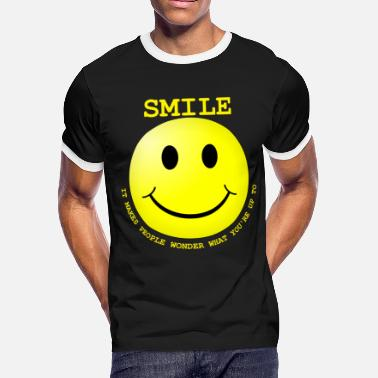 Shop Smiley Quotes T Shirts Online Spreadshirt