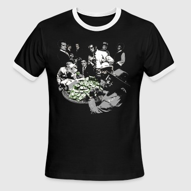 paid in full - Men's Ringer T-Shirt