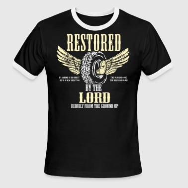 Restored - Men's Ringer T-Shirt