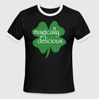 magically delicious - Men's Ringer T-Shirt