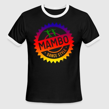 Mambo Dance Style - Men's Ringer T-Shirt