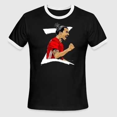 ibra - Men's Ringer T-Shirt