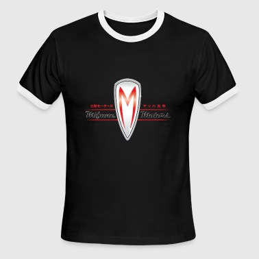 Racer Mifune Motors - Men's Ringer T-Shirt