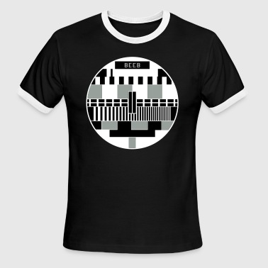 Test Patterns Test Pattern - Men's Ringer T-Shirt