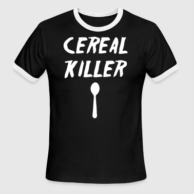 Killer Vintage Cereal Killer - Men's Ringer T-Shirt