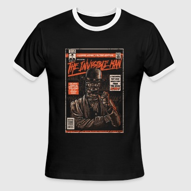 The Invisible Man - Men's Ringer T-Shirt