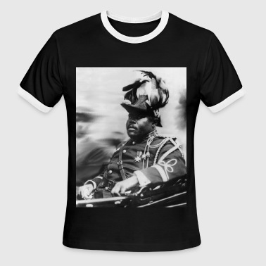 marcus_garvey - Men's Ringer T-Shirt