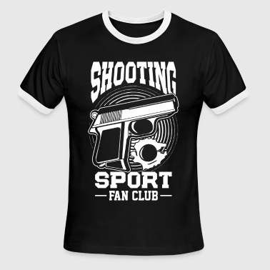 Shooting Sport Fan club - Men's Ringer T-Shirt