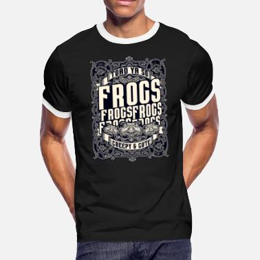 Frog Frog - Men's Ringer T-Shirt