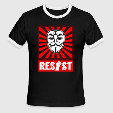 Resist - Resist - Men's Ringer T-Shirt