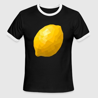 lemon - Men's Ringer T-Shirt