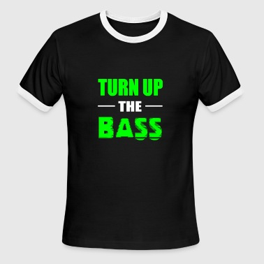 turn up - Men's Ringer T-Shirt