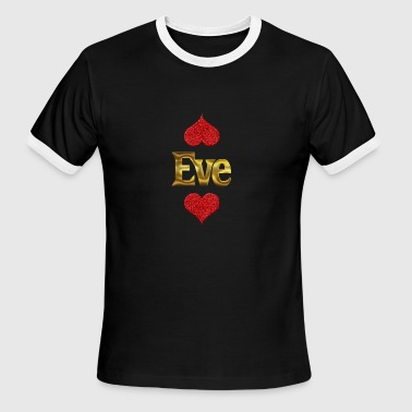 Eve - Men's Ringer T-Shirt