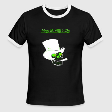 Happy St. Paddy´s Day - Men's Ringer T-Shirt