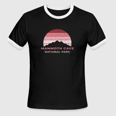 Mammoth-cave Mammoth Cave National Park Clothing - Men's Ringer T-Shirt