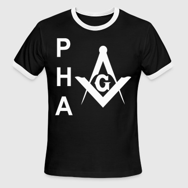 PHA SHIRT LONG - Men's Ringer T-Shirt