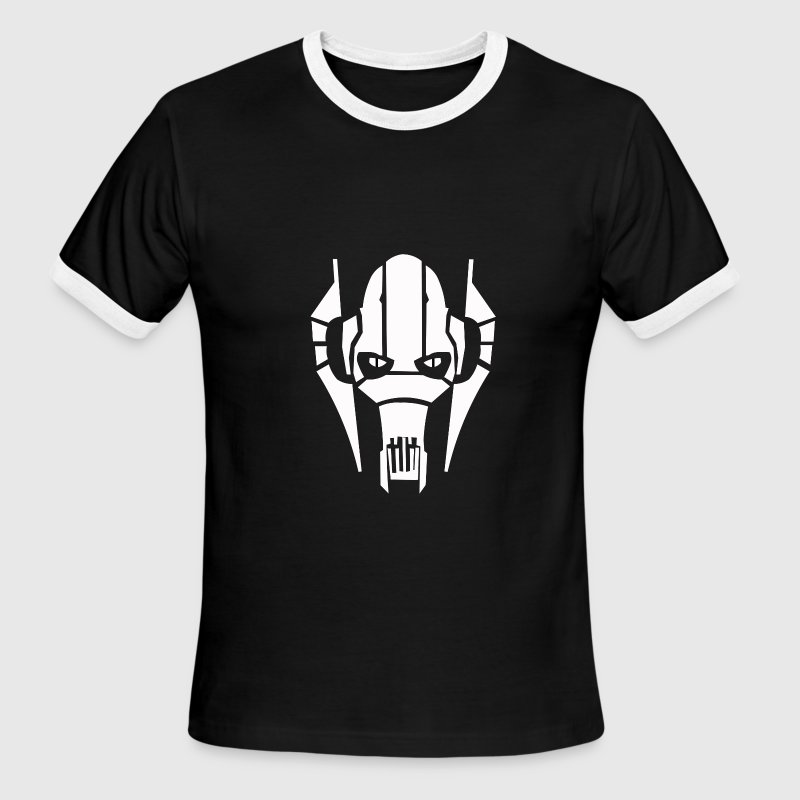 General Grievous - Men's Ringer T-Shirt