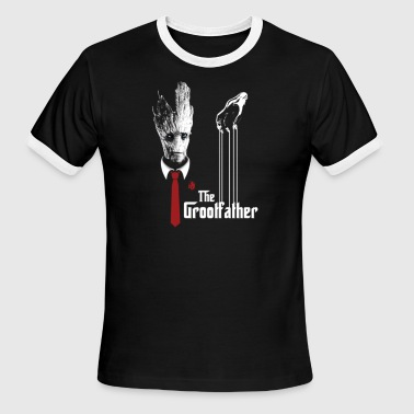 The Grootfather - Men's Ringer T-Shirt