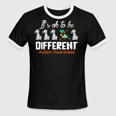 High Functioning Autism Autism Awareness Day Gift Support T shirts - Men's Ringer T-Shirt