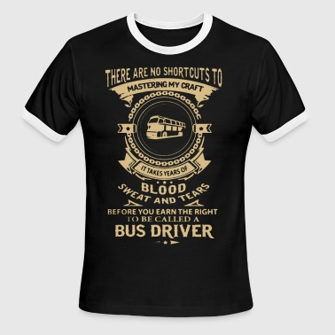 Bus Driver T-shirt - Men's Ringer T-Shirt