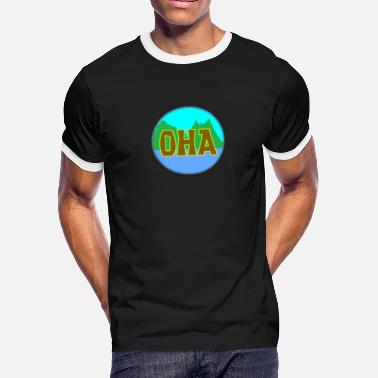 Oha OHA - Men's Ringer T-Shirt