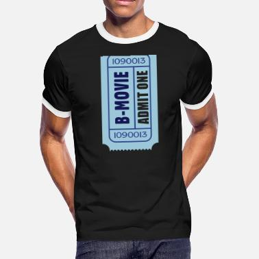 B Movie B-movie - Men's Ringer T-Shirt