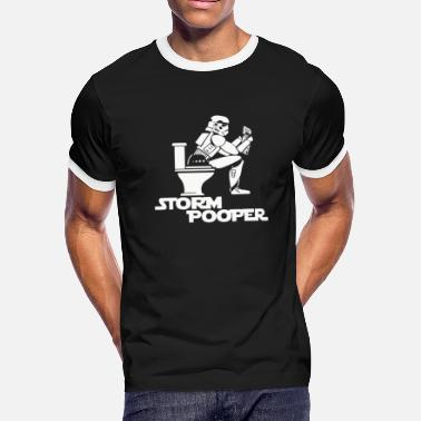Storm Trooper Storm Trooper - Men's Ringer T-Shirt