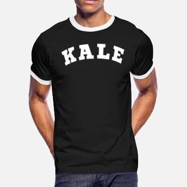 Kale Kale - Men's Ringer T-Shirt