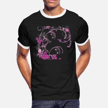 Graphics Vector-design Vector-graphic free floral vector graphic 147482 - Men's Ringer T-Shirt