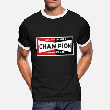 Shop Spark Plug T-Shirts online   Spreadshirt