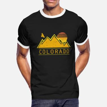 Colorado Gift Colorado - Men's Ringer T-Shirt