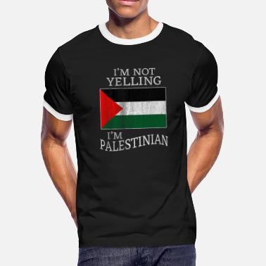 Gaza Palestine People - Men's Ringer T-Shirt