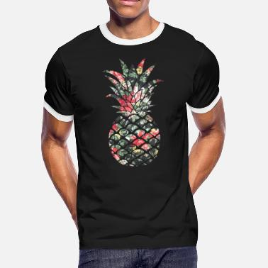 Ananas ananas - T-shirt contrastant Homme
