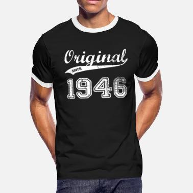 1946 1946 - Men's Ringer T-Shirt