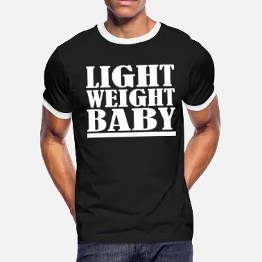 Ronnie Light Weight Baby - Men's Ringer T-Shirt