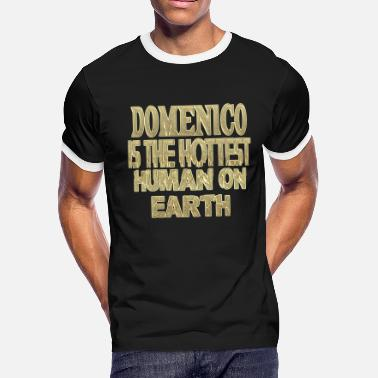 Domenico Domenico - Men's Ringer T-Shirt