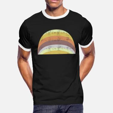 Crescent crescent - Men's Ringer T-Shirt