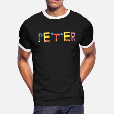 Peter Peter - Men's Ringer T-Shirt