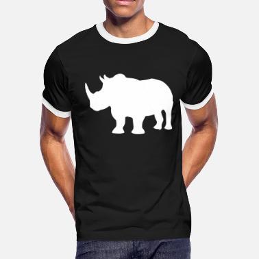 3696e10ab8 Savannah Safari Rhino Safari Africa Savannah Serengeti Gift - Men  39 s  Ringer T