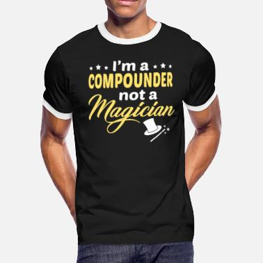 Compound Compounder - Men's Ringer T-Shirt