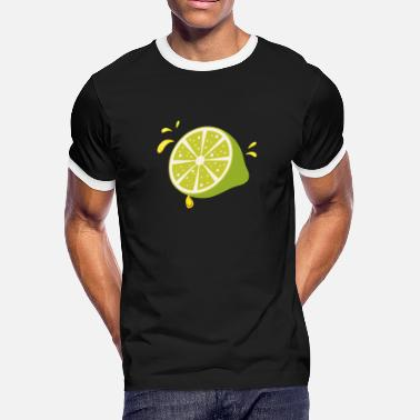 Make Lemonade When Life Gives You Lemons - Men's Ringer T-Shirt