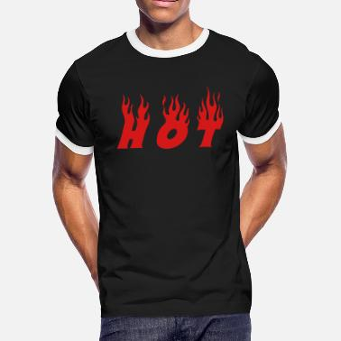 Lust hot - Men's Ringer T-Shirt