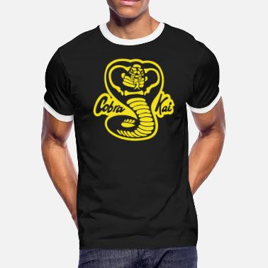 Wax Cobra Kai - Men's Ringer T-Shirt