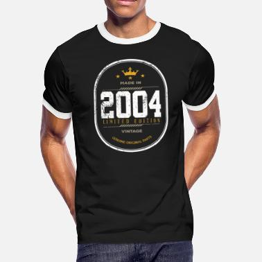 Vintage 2004 Limited Edition Made In 2004 Limited Edition Vintage - Men's Ringer T-Shirt