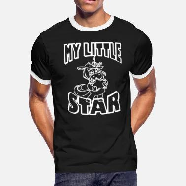 Little Stars My little star - Men's Ringer T-Shirt