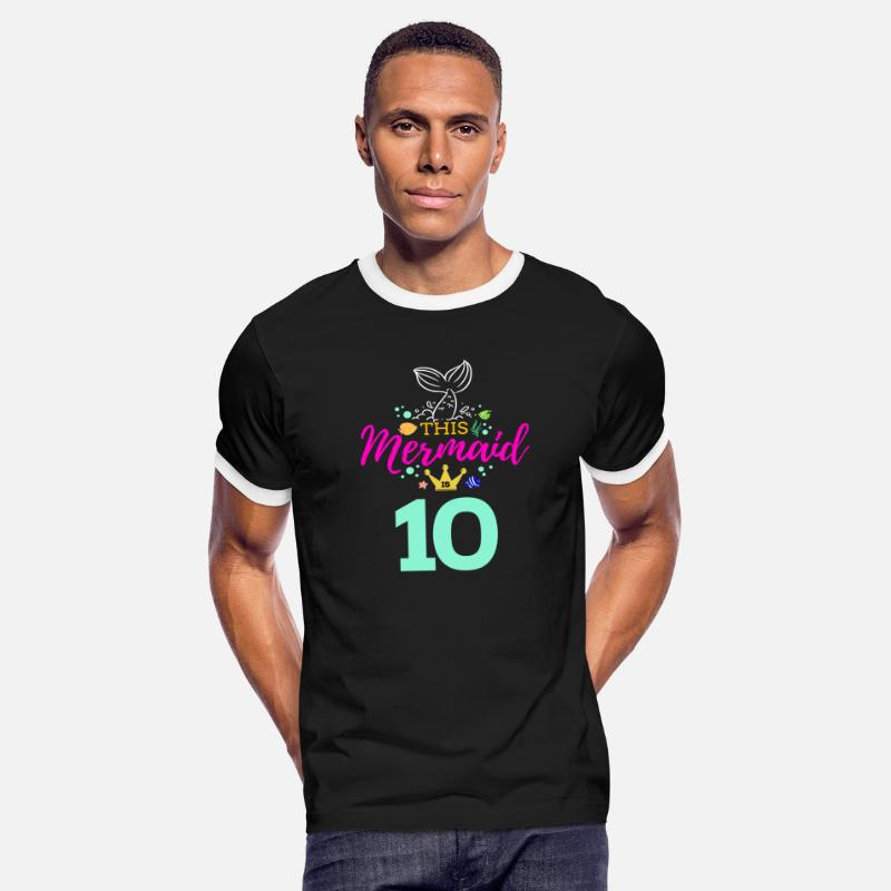 10 Birthday Girl Six 10th Boy Kids By Funny And Cool T