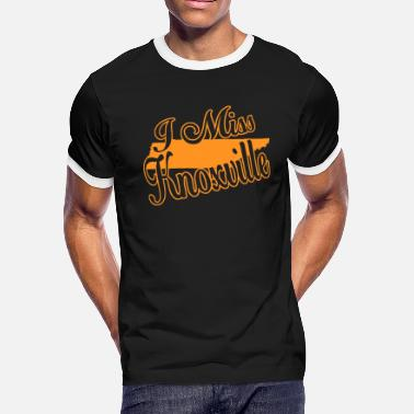 Knoxville Knoxville - i miss knoxville - Men's Ringer T-Shirt